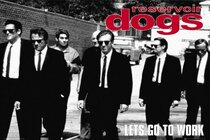 """Книга Плакат """"Reservior dogs (FP1060)"""""""