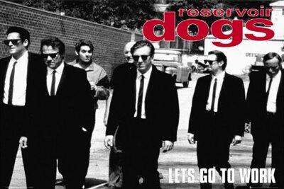 "Плакат ""Reservior dogs (FP1060)"""