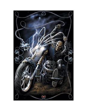 "Плакат ""Ride To Hell (PP31732)"""
