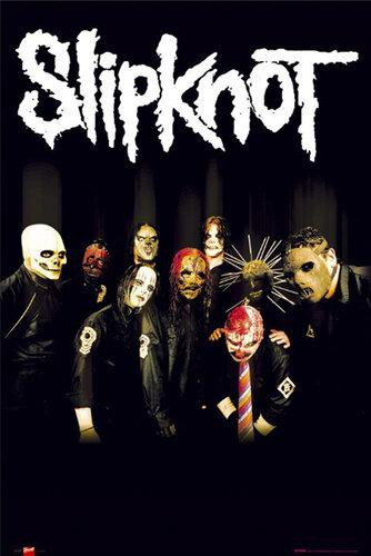 "Плакат ""Slipknot (LP1023)"""