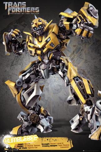 "Плакат ""Transformers Bumblebee (FP2277)"""