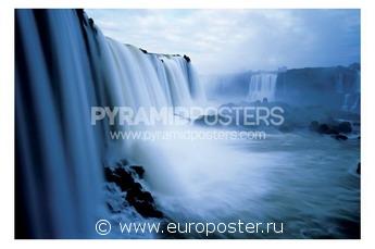 """Плакат """"Vodospad (PP31175)"""""""