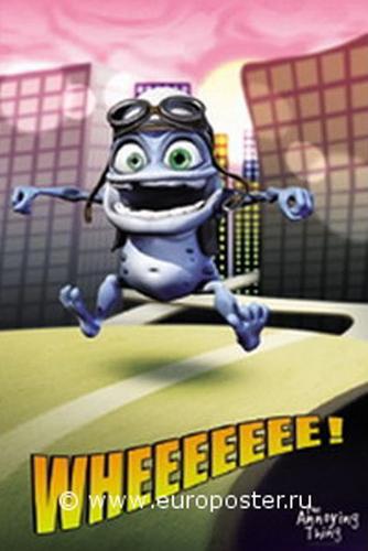 "Плакат ""Wheeeeeeeee! (PP30394)"""
