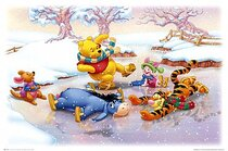 "Книга Плакат ""Winnie the Pooh (FP1062)"""