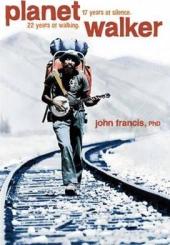 Planetwalker. A Memoir of 22 Years of Walking and 17 Years of Silence - фото обкладинки книги