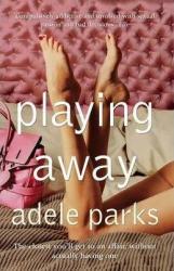 Playing Away - фото обкладинки книги