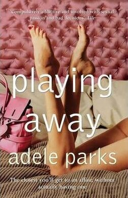 Playing Away - фото книги