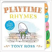 Playtime Rhymes (My Favourite Nursery Rhymes Board Book) - фото обкладинки книги