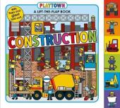Playtown: Construction - фото обкладинки книги
