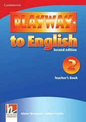 Playway to English 2nd Edition 2. Teacher's Book - фото обкладинки книги