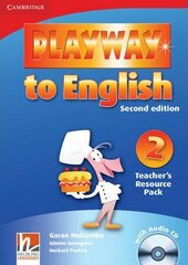 Playway to English 2nd Edition 2. Teacher's Resource Pack with Audio CD - фото обкладинки книги