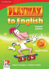 Playway to English 2nd Edition 3. Pupil's Book - фото обкладинки книги