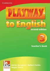 Playway to English 2nd Edition 3. Teacher's Book - фото обкладинки книги