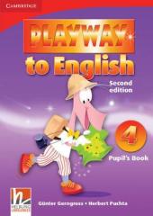 Playway to English 2nd Edition 4. Pupil's Book - фото обкладинки книги
