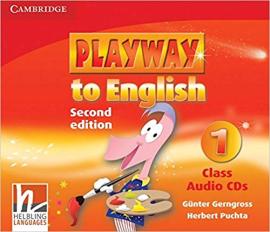 Playway to English Level 1 Class Audio CDs (3) - фото книги