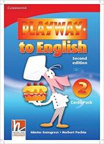 Книга для вчителя Playway to English Level 2 Flash Cards Pack
