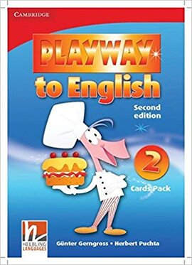 Playway to English Level 2 Flash Cards Pack - фото книги