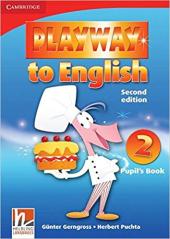Аудіодиск Playway to English Level 2 Pupil's Book