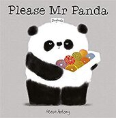 Please Mr Panda - фото обкладинки книги