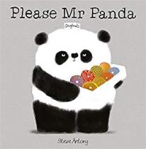 Книга Please Mr Panda