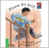Please Sit Still ELT Edition - фото обкладинки книги