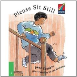 Please Sit Still ELT Edition - фото книги