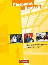 Pluspunkt Deutsch 1. Der Orientierungskurs. Arbeitsheft - фото обкладинки книги
