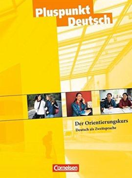 Pluspunkt Deutsch 1. Der Orientierungskurs. Arbeitsheft - фото книги