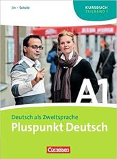 Pluspunkt Deutsch A1/1. Kursbuch (Einheit 1-7) - фото обкладинки книги