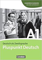 Pluspunkt Deutsch A1. Handreichungen fur den Unterricht - фото обкладинки книги