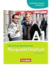 Pluspunkt Deutsch A1. Unterrichtshilfe Interaktiv CD-ROM - фото обкладинки книги