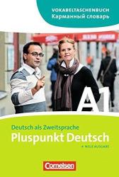 Pluspunkt Deutsch A1. Vokabeltaschenbucher (словник) - фото обкладинки книги
