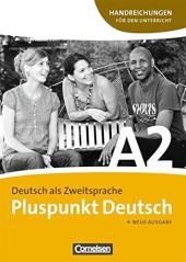 Pluspunkt Deutsch A2. Handreichungen fur den Unterricht - фото обкладинки книги