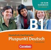 Pluspunkt Deutsch B1/1. Audio CD - фото обкладинки книги