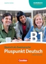 Pluspunkt Deutsch B1/1. Kursbuch (Einheit 1-7) - фото обкладинки книги