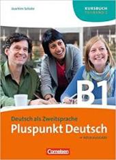 Pluspunkt Deutsch B1/2. Kursbuch (Einheit 8-14) - фото обкладинки книги