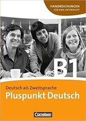 Pluspunkt Deutsch B1. Handreichungen fur den Unterricht - фото обкладинки книги