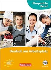 Pluspunkte Beruf: Deutsch am Arbeitsplatz. Kurs- und Ubungsbuch mit Audio-CD (підручник+роб.зошит) - фото обкладинки книги