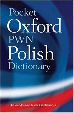 Pocket Oxford-PWN Polish Dictionary - фото книги