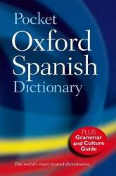 Pocket Oxford Spanish Dictionary - фото обкладинки книги