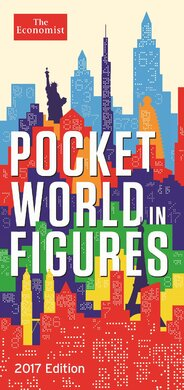 Pocket World in Figures 2017 : Ed.: Economist - фото книги