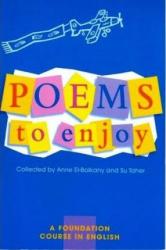 Poems to enjoy - фото обкладинки книги