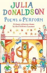 Poems to Perform - фото обкладинки книги