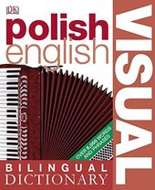 Polish English Bilingual Visual Dictionary - фото обкладинки книги