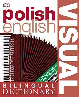 Polish English Bilingual Visual Dictionary - фото книги