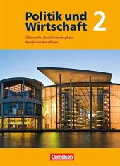 Politik und Wirtschaft 2 Oberstufe: Qualifikationsphase Nordrhein-Westfalen Schlerbuch - фото обкладинки книги