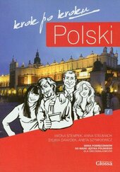 Polski, krok po kroku 1 (A1/A2) Podrcznik + Mp3 CD + e-Coursebook - фото обкладинки книги