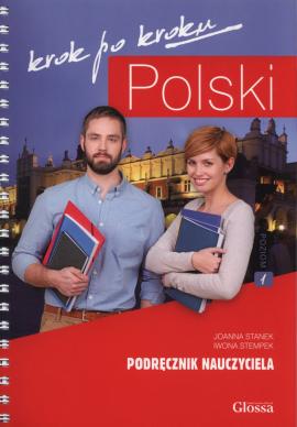 Polski, krok po kroku 1 (A1/A2) Podrecznik nauczyciela + Mp3 CD + kod dostpy - фото книги
