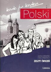 Polski, krok po kroku 2 (A2/B1). Zeszyt wicze + Mp3 CD + e-Coursebook - фото обкладинки книги