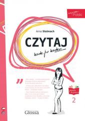 Polski, krok po kroku 2 Czytaj - фото обкладинки книги